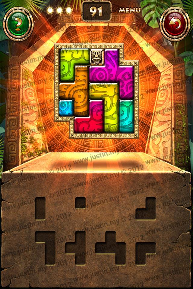 Montezuma Puzzle Level 91