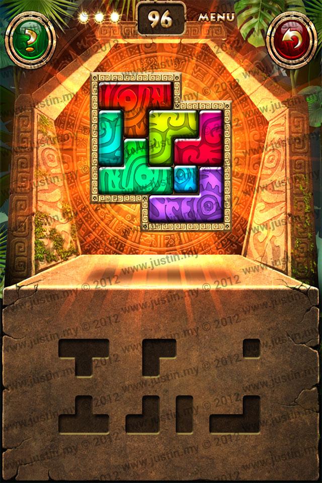 Montezuma Puzzle Level 96