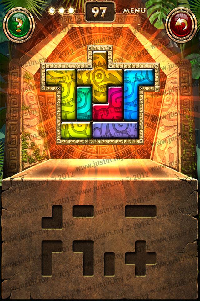 Montezuma Puzzle Level 97