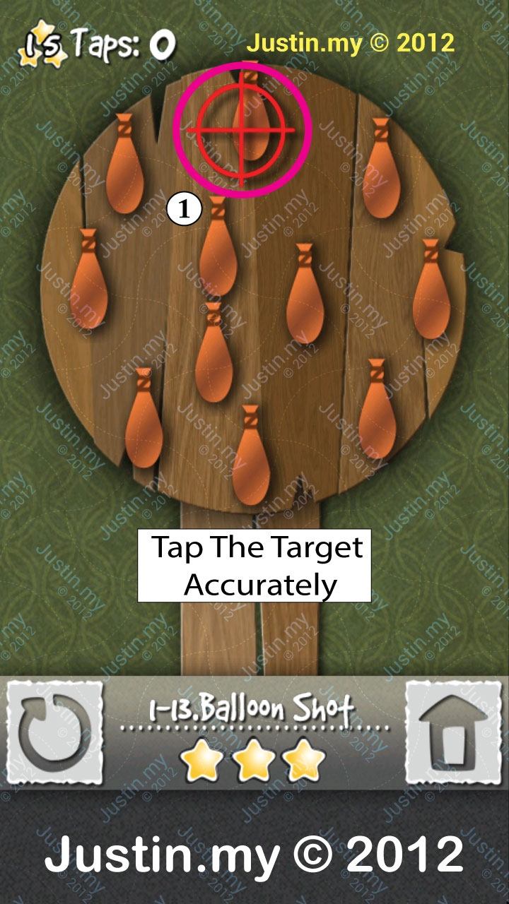 Tap Play Level 1-13