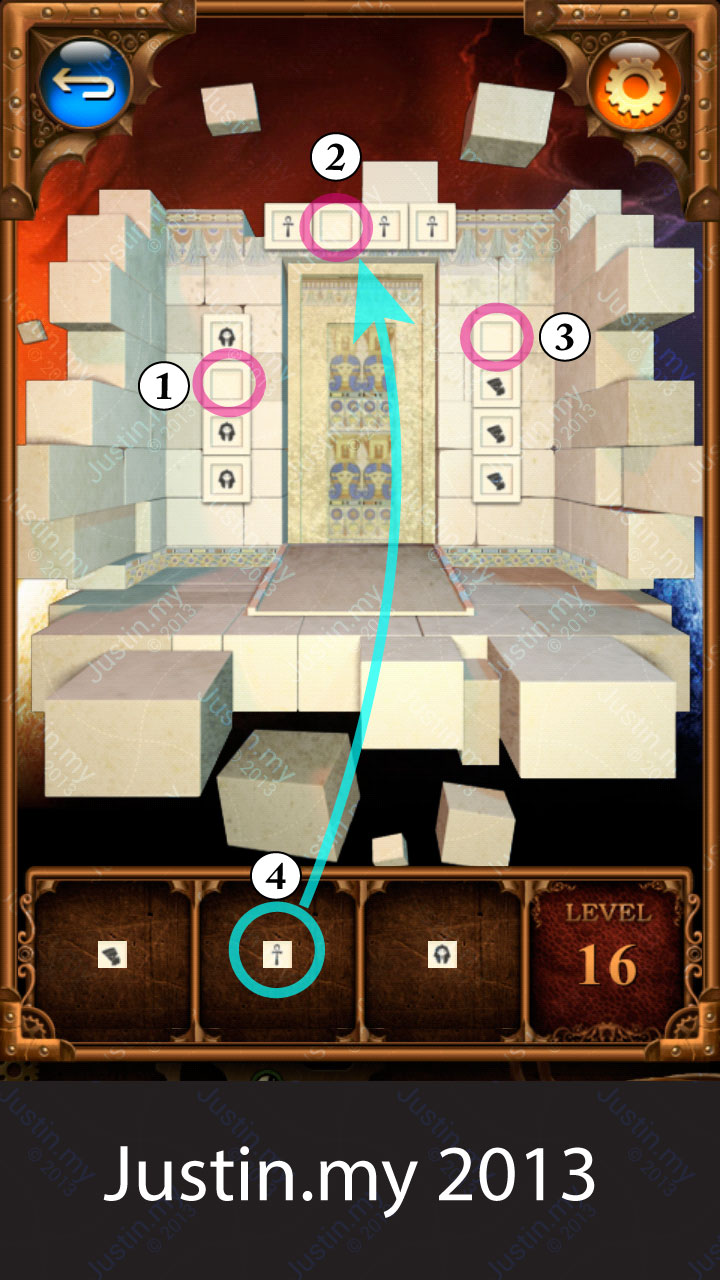 100 Doors Parallel Stage 1 Level 16