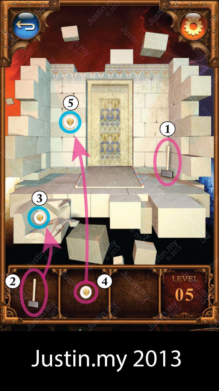100 Doors Parallel Stage 1 Level 5