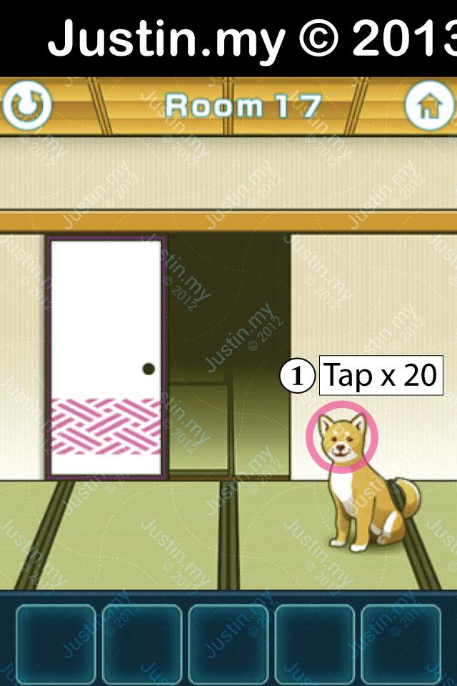 100 Fusumas Room 17