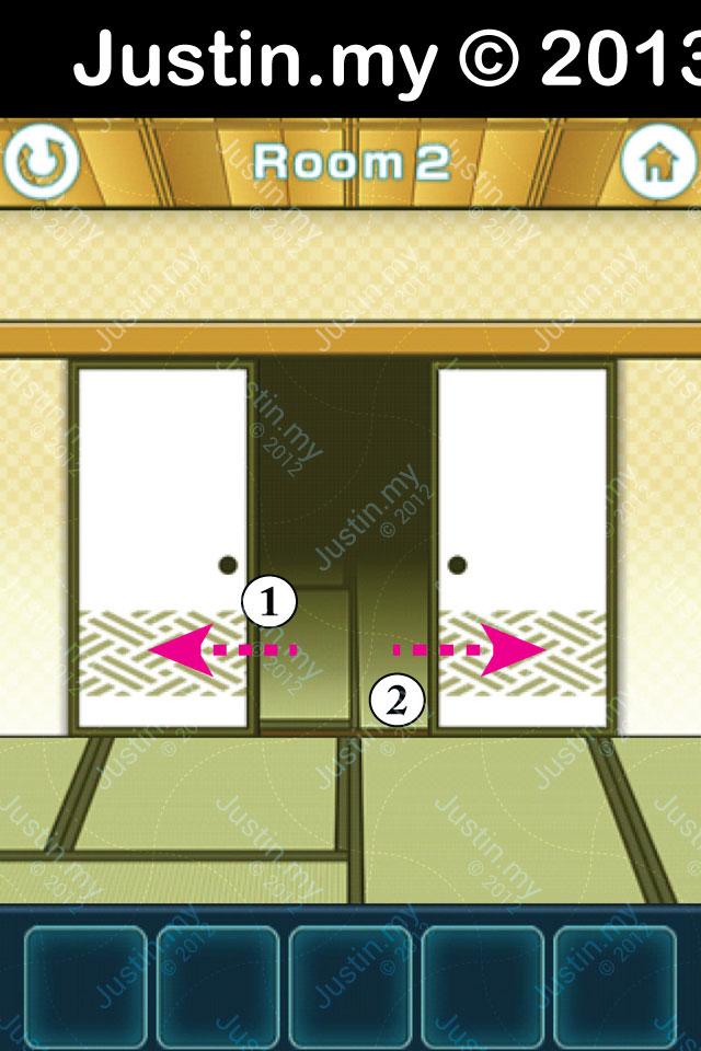 100 Fusumas Room 2