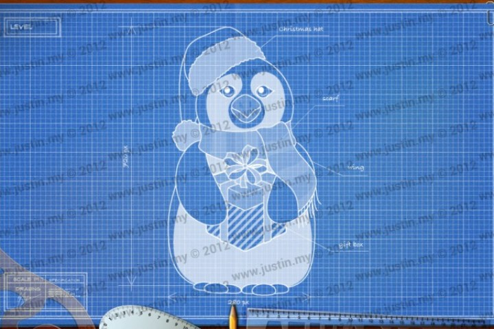 BluePrint 3D Christmas Level 13
