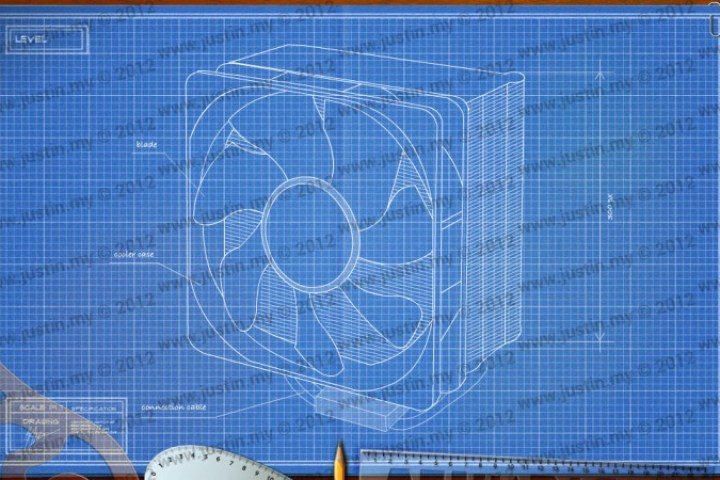 BluePrint 3D Electronic Level 16