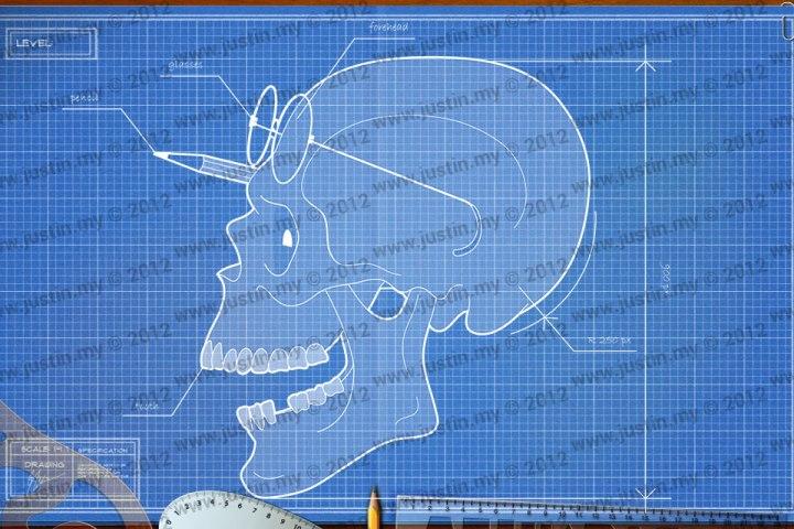 BluePrint 3D Halloween Level 14