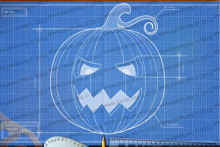 BluePrint 3D Halloween Level 21