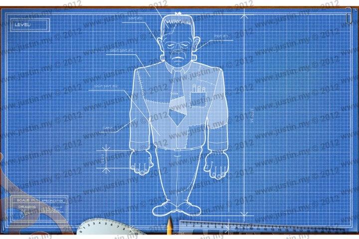 BluePrint 3D Halloween Level 25