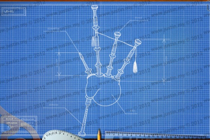 BluePrint 3D Instruments Level 27