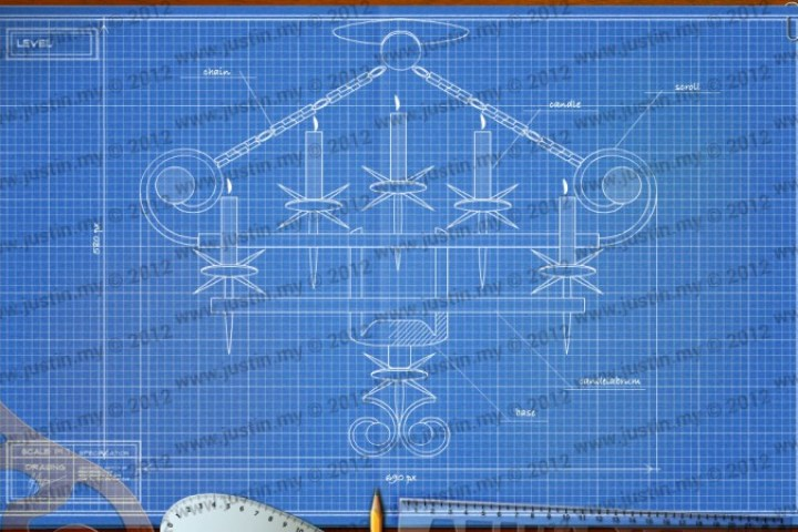 BluePrint 3D Medieval Level 15