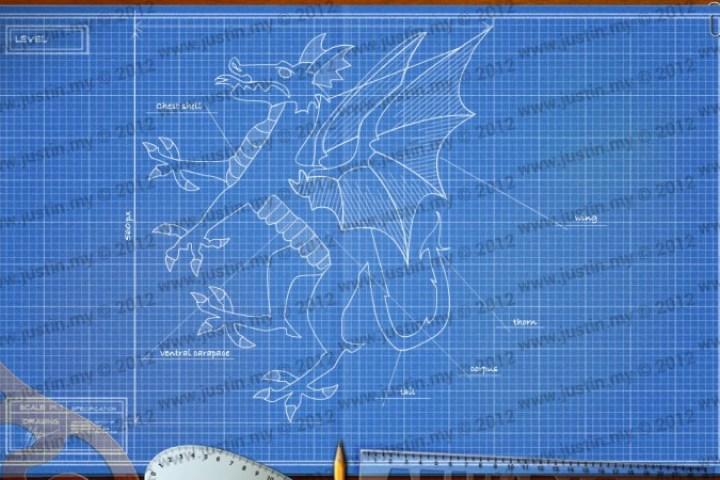 BluePrint 3D Medieval Level 33