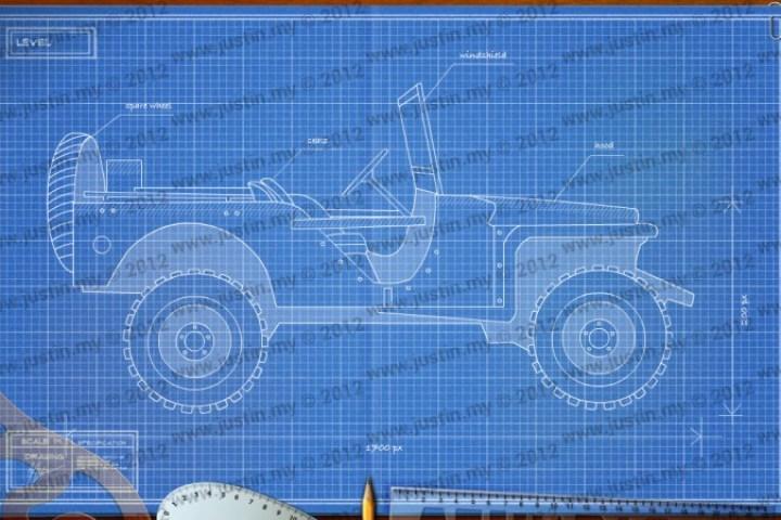 BluePrint 3D Military Level 28