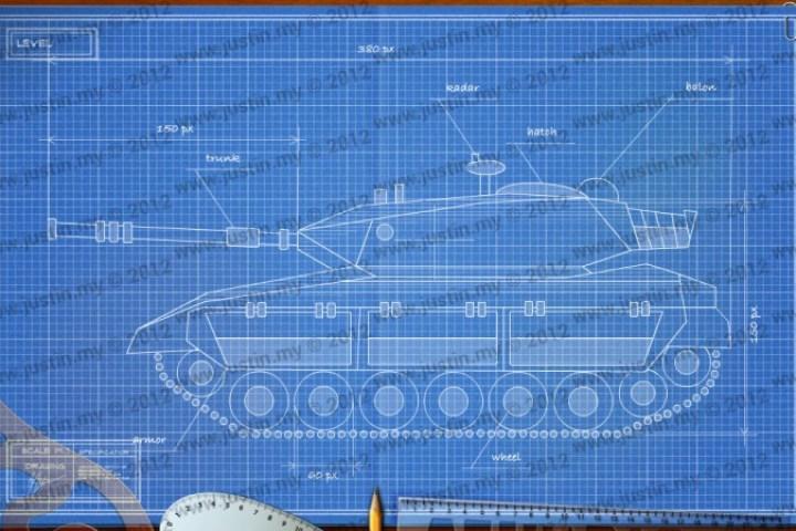 BluePrint 3D Military Level 29