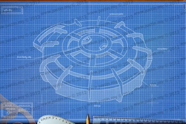 BluePrint 3D Military Level 32