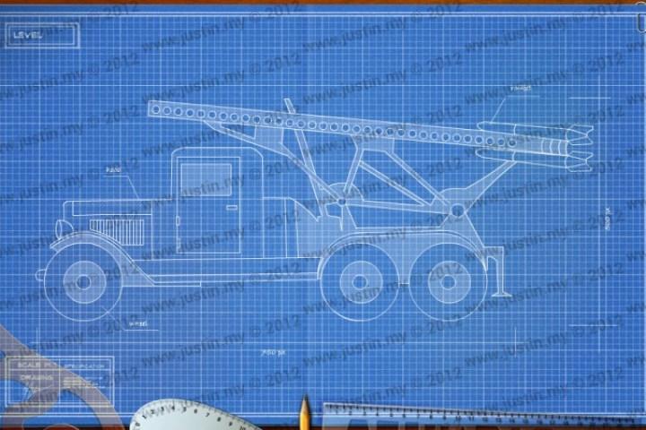 BluePrint 3D Military Level 34