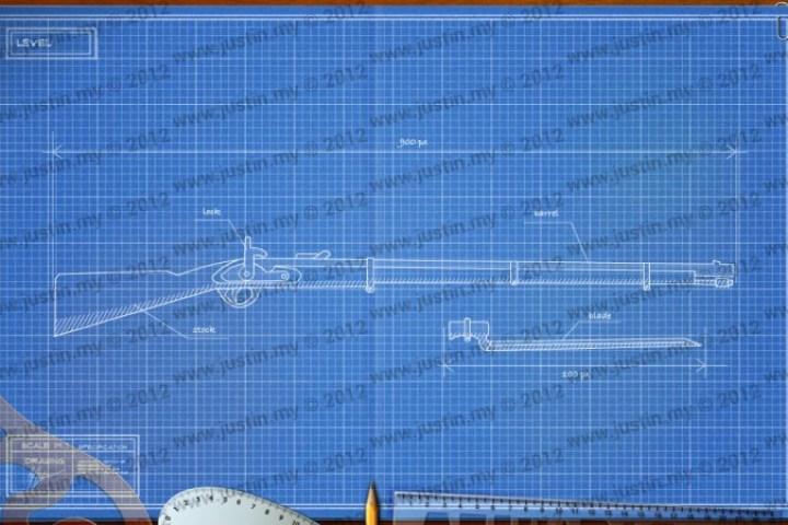 BluePrint 3D Military Level 5