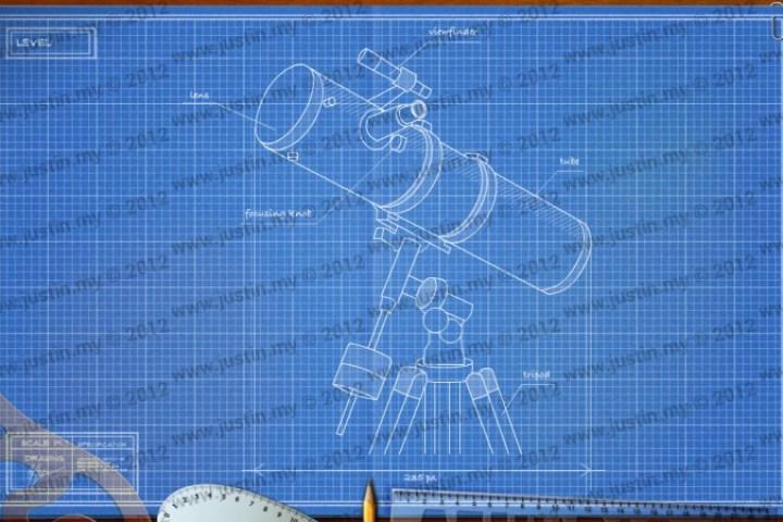 BluePrint 3D Space Level 16