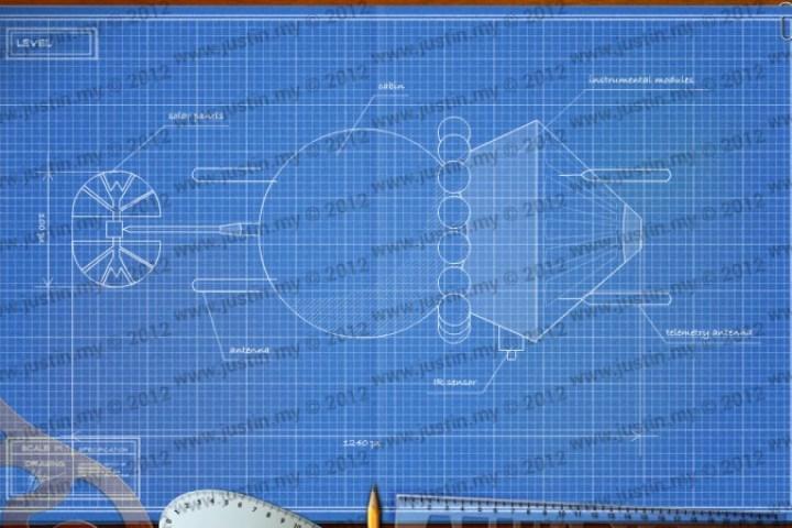 BluePrint 3D Space Level 18