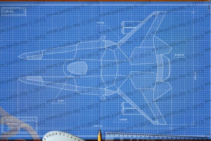 BluePrint 3D Space Level 26