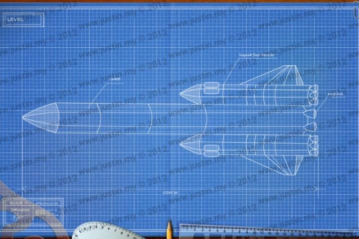 BluePrint 3D Space Level 4