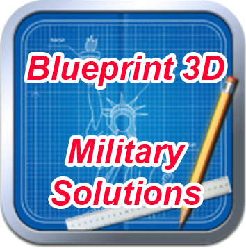 Blueprint 3D Military Solutions