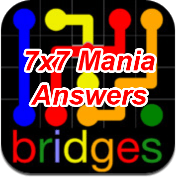 Flow Bridges 7x7 Mania Answers