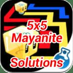 Lost Cubes 5×5 Mayanite Cheats