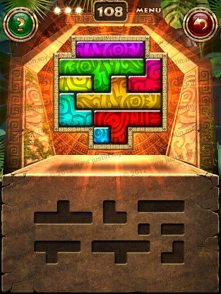 Montezuma Puzzle Level 208
