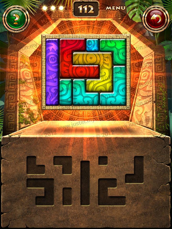 Montezuma Puzzle Level 212