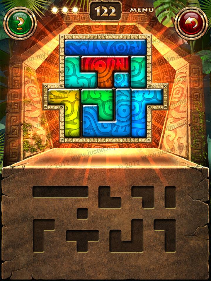 Montezuma Puzzle Level 222