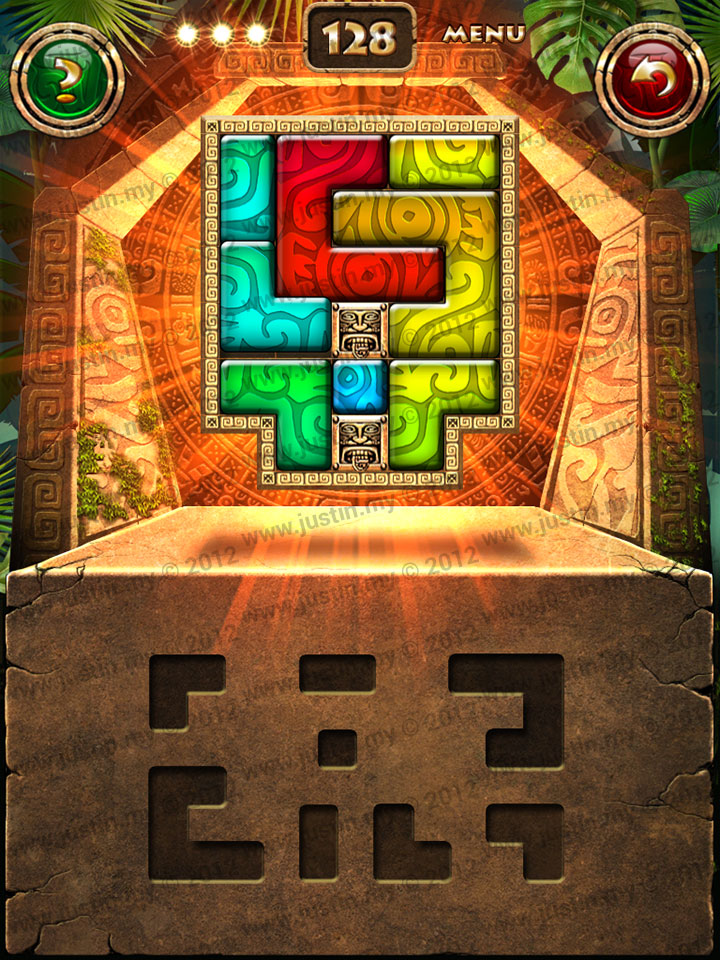 Montezuma Puzzle Level 228