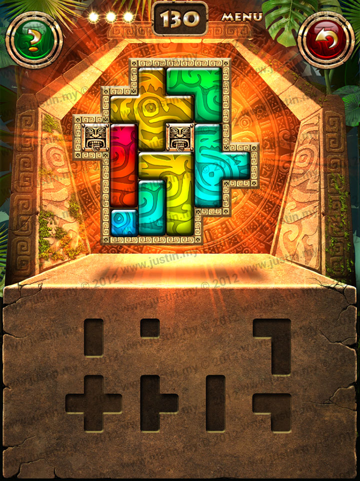 Montezuma Puzzle Level 230