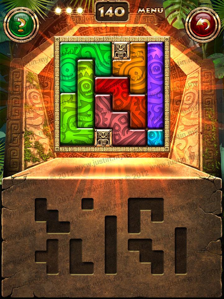 Montezuma Puzzle Level 240