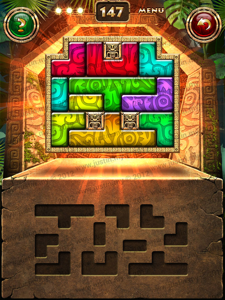 Montezuma Puzzle Level 247
