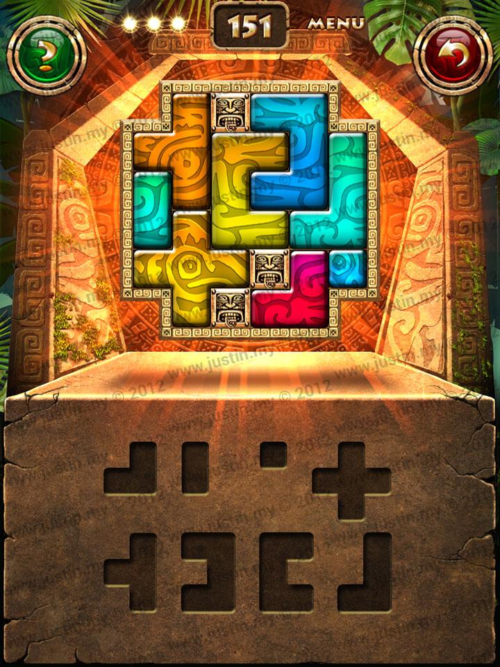 Montezuma Puzzle Level 251