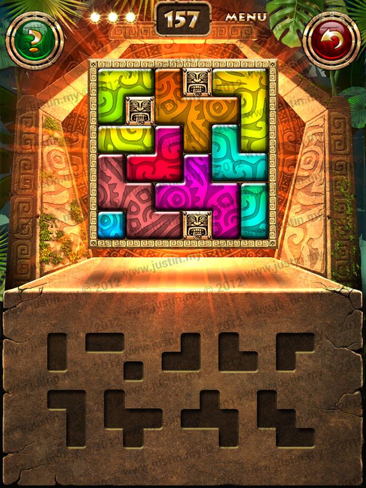 Montezuma Puzzle Level 257