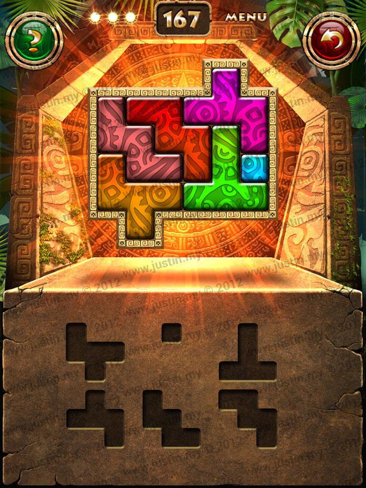 Montezuma Puzzle Level 267