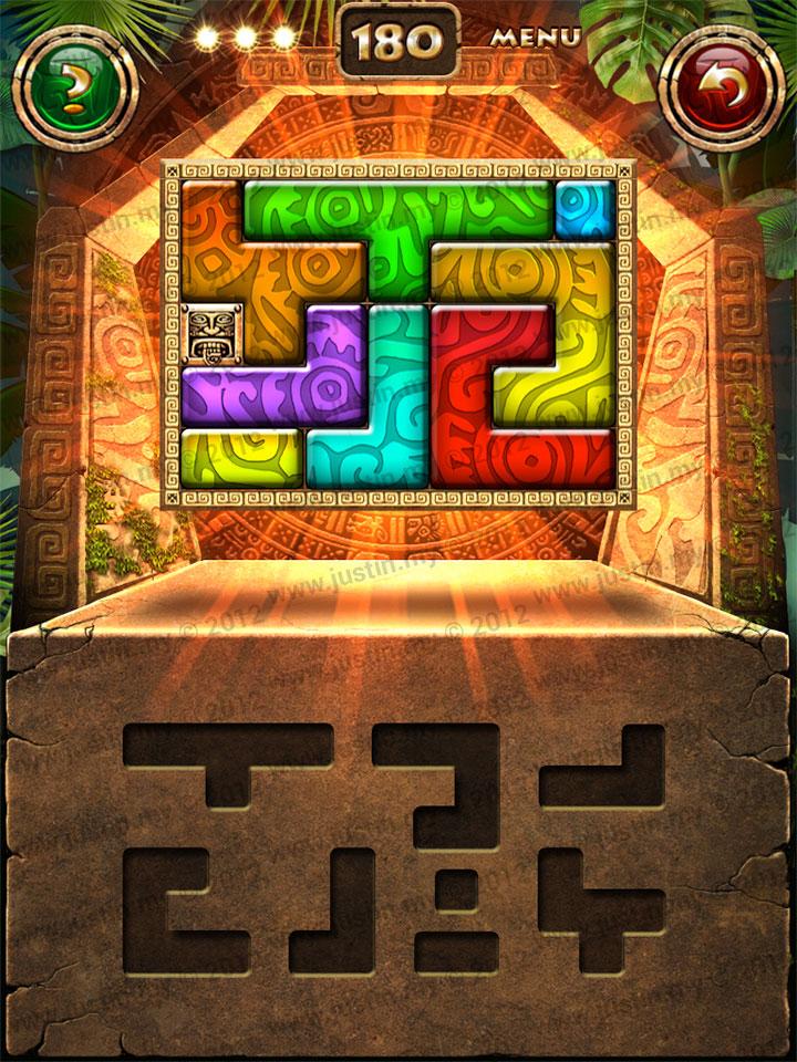 Montezuma Puzzle Level 280