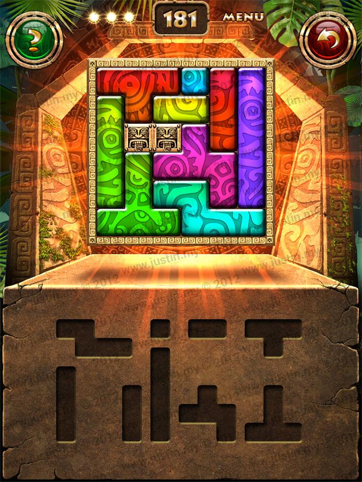 Montezuma Puzzle Level 281