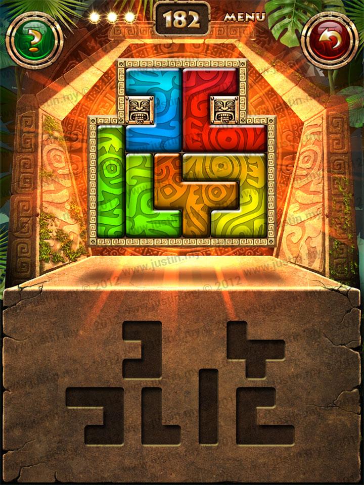 Montezuma Puzzle Level 282