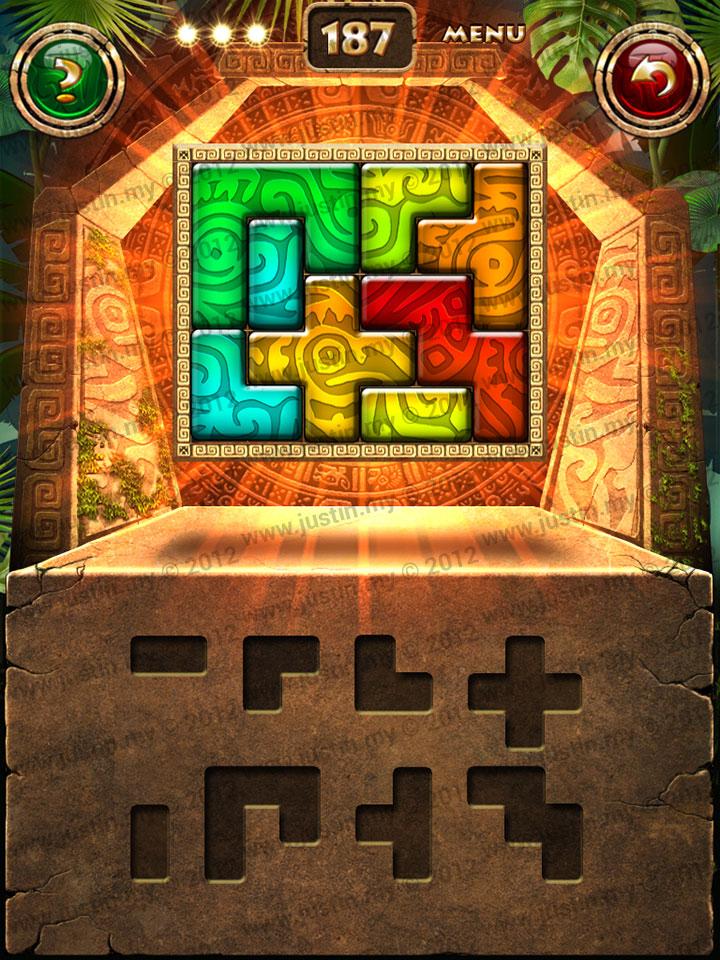 Montezuma Puzzle Level 287
