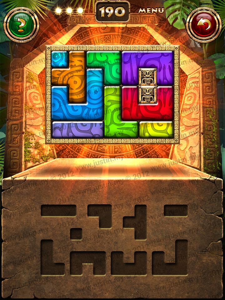 Montezuma Puzzle Level 290