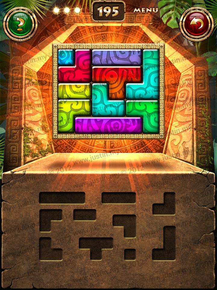 Montezuma Puzzle Level 295