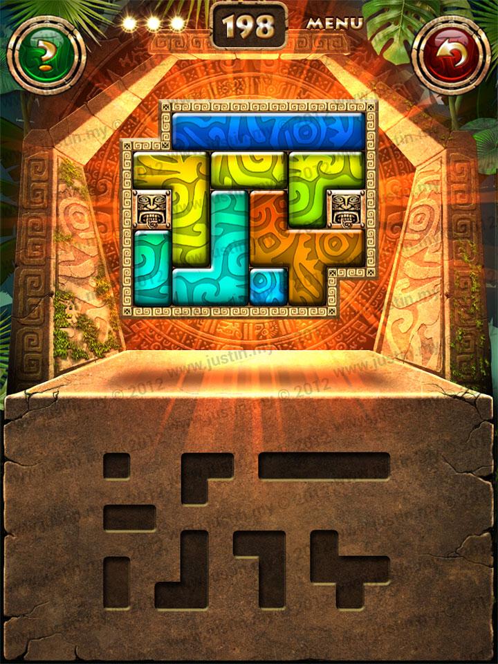 Montezuma Puzzle Level 298