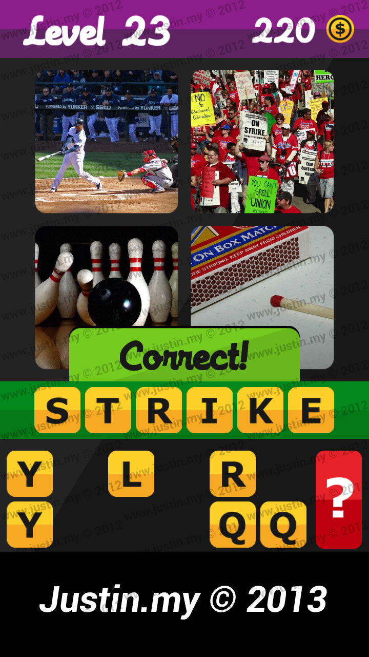 What's the Word Answers Level 23