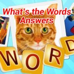 What's the Words Answers for Android by Itch Mania