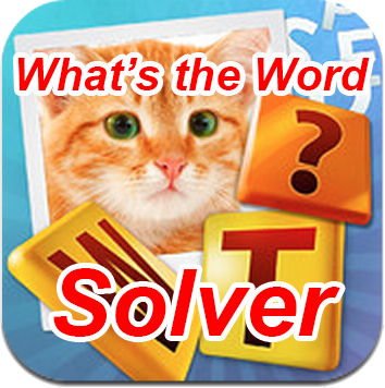 Whats the word solver