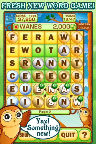 Word-Bird-Solver
