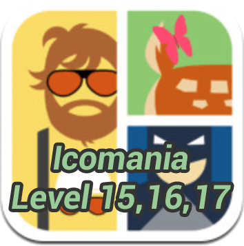 Icomania Level 15 16 17